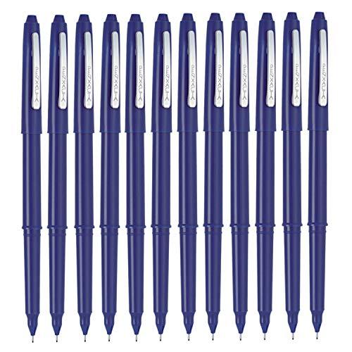 Helit H2512334 The Penxacta - Juego de 12 rotuladores de punta fina (0,5 mm), color azul