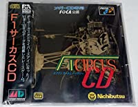 F-1サーカスCD MCD 【メガドライブ】