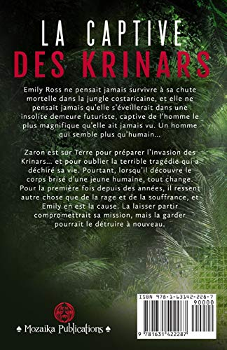 La captive des Krinars