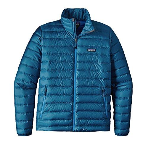 Patagonia メンズ ダウンセータージャケット L ブルー