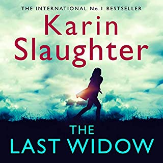 The Last Widow cover art