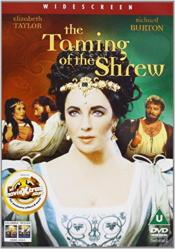 The Taming of the Shrew Reino Unido DVD