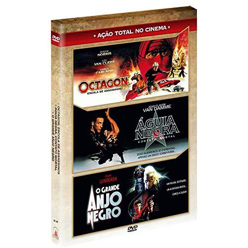 Coleção Ação Total No Cinema - Volume 1