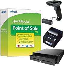 QuickBooks Desktop Point of Sale 18.0 Pro New User w/Hardware