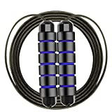 Jump Rope Skipping Rope for Rope Skipping, Speed Jump Rope for Exercise Jump Rope for Fitness for...