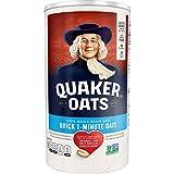 Quaker Quick 1-Minute Oats, 18 Oz