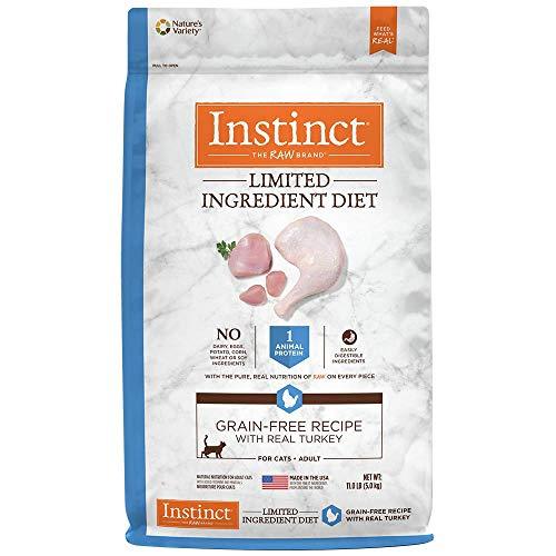 Instinct Limited Ingredient Grain Free Cat Food