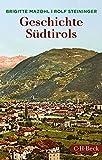 Geschichte Südtirols von Brigitte Mazohl