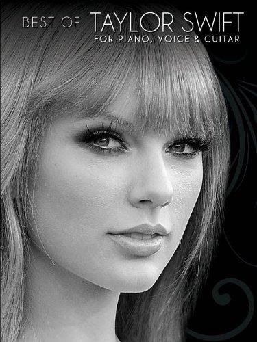 Best of Taylor Swift: Songbook für Klavier, Gesang, Gitarre