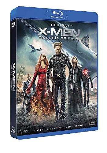 Trilogía X-Men Original Blu-Ray [Blu-ray]