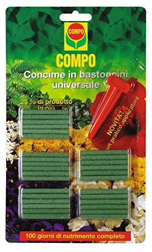 Compo Concime in Bastoncini Universale, Verde, 18,4x7,7x32 cm