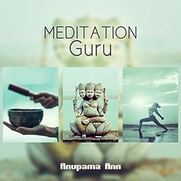 Meditation Guru (Tibetan Singing Bowls & Nature Sounds Session, Buddha Balance)
