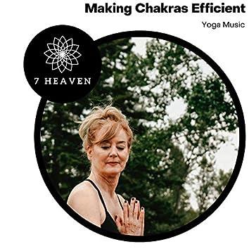 Making Chakras Efficient - Yoga Music
