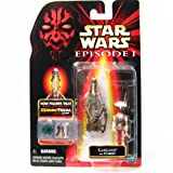 Star Wars Episode 1 - Action Figur 84116 -Gasgano mit Pit Droid (inkl. CommTech Chip)