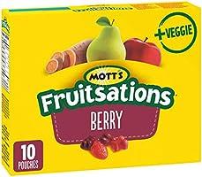 Mott's Fruitsations Veggie Berry