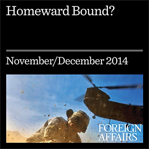 Homeward Bound? audiobook cover art