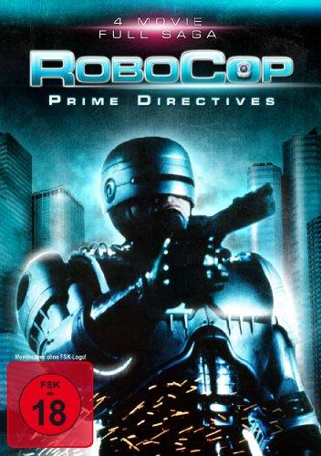 RoboCop Prime Directives - The Full Saga [4 Movies auf 2 DVDs]
