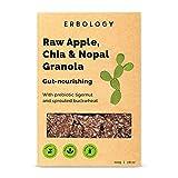 Granola con Chufa y Nopal Bio (paquete de 3 x 220g) - Cruda - Sin Gluten