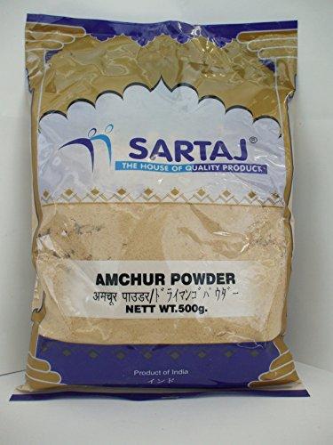 マンゴーパウダー 500g Dry Mango Powder Amchur アムチュール ドライ マンゴー 粉末 スパイス 香辛料 業務用 ????? ?????