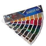 NUANCIER RAL - Palette Peinture -...