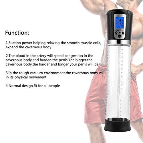 Pénis masculin pompe étanche for augmenter le sexe adulte fournitures pompe à vide Extender Body Relaxation Toy