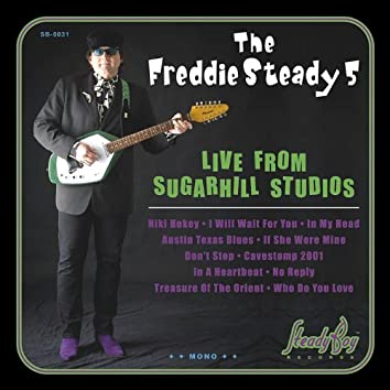 Live from SugarHill Studios
