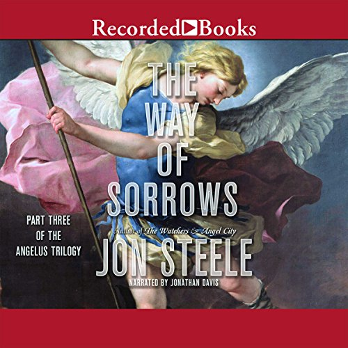 The Way of Sorrows audiobook cover art