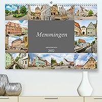 Memmingen Impressionen (Premium, hochwertiger DIN A2 Wandkalender 2022, Kunstdruck in Hochglanz): Das Tor zum Allgaeu, Memmingen (Monatskalender, 14 Seiten )