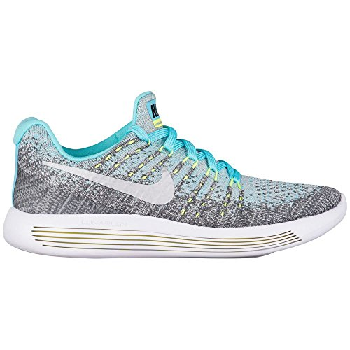 NIKE Lunarepic Low Flyknit 2 Gs Mens 869989-001 Size 5.5