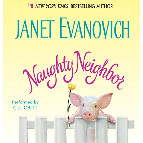 Naughty Neighbor audiobook cover art