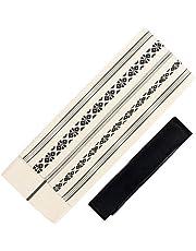 [キョウエツ] 角帯セット 日本製 献上柄 角帯+腰紐2点セット(角帯、腰紐) メンズ