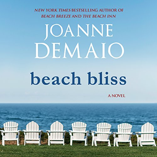 Beach Bliss audiobook cover art
