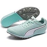 PUMA Evospeed Star 6 Herren Low Boot Sneaker Sportschuhe Aquablau-Weiss, tamaño:38.5