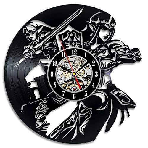 Kovides - Reloj de pared, diseño de Zelda