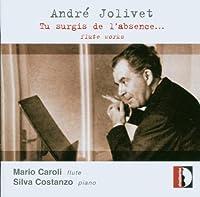 Surgis De L'Absence Flute Works by JOLIVET (2006-08-08)