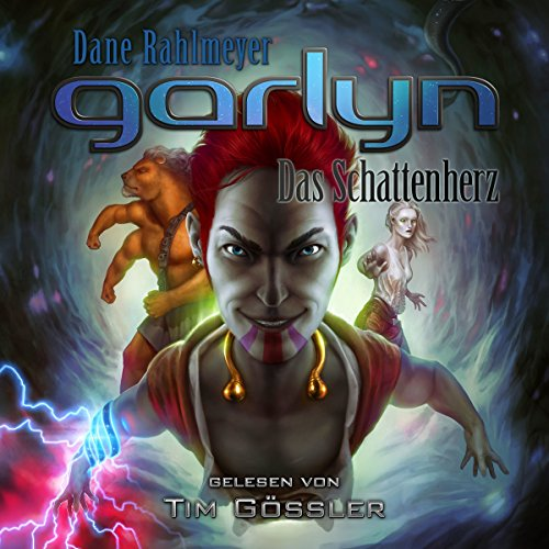 Garlyn - Das Schattenherz audiobook cover art