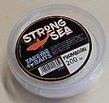 Take me baits Strong Sea Aroma - Queso de 200 gramos - Pasta de cebado para pesca