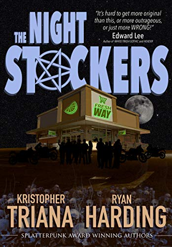 The Night Stockers by [Kristopher Triana, Ryan Harding]