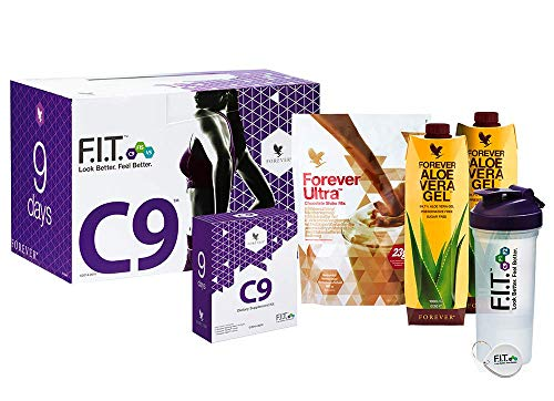 F.I.T. Box Clean9 Chocolate von Forever