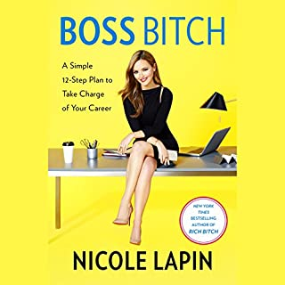 Boss Bitch audiobook cover art