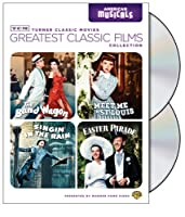 TCM Greatest Classic Films Collection: American Musicals (The Band Wagon / Meet Me in St. Louis / Singin' in the Rain /