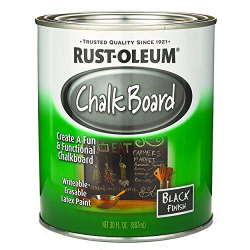 Rust-Oleum 206540 Chalkboard Brush On