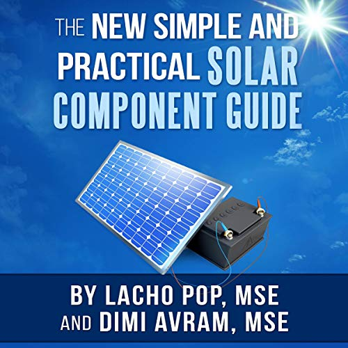 『The New Simple and Practical Solar Component Guide』のカバーアート