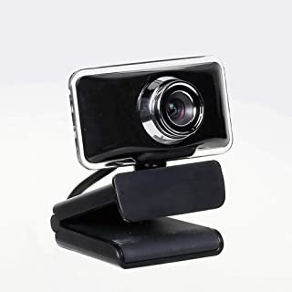 YSY-CY HD Webcam, Built-in Noise Reduction Microphone Stream Webcam, USB Computer Web Camera Video Cam for Streaming,for C...