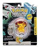Pokemon Diamond and Pearl Poke Ball Keychain Series 15 - Pikachu