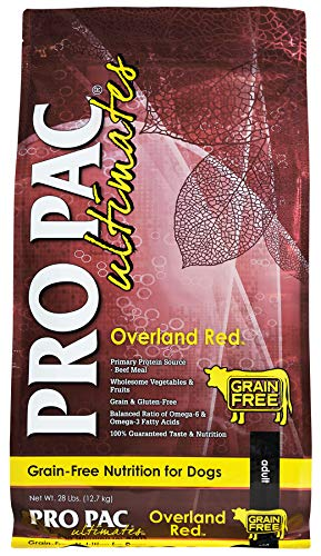 Midwestern PRO PAC Ultimates Dry Dog Food, 28 Pound, Gluten Free Red Grain