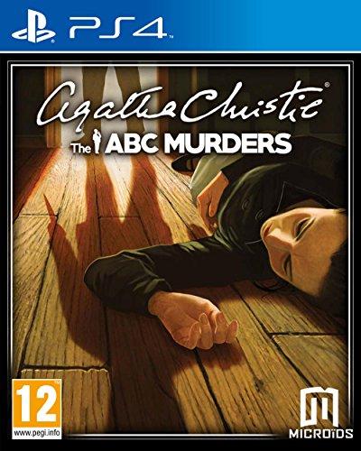 Microids Agatha Christie - The ABC Murders, PS4 Básico PlayStation 4 Inglés, Francés vídeo - Juego (PS4, PlayStation 4, Aventura, T (Teen), Soporte físico)