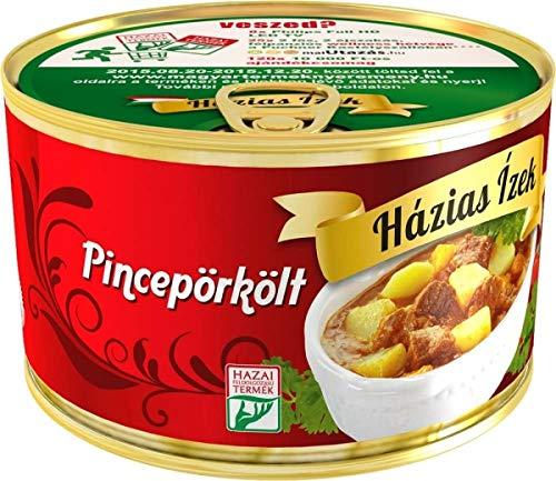 Pincepörkölt   Gemischter Gulasch mit Kartoffeln 400g