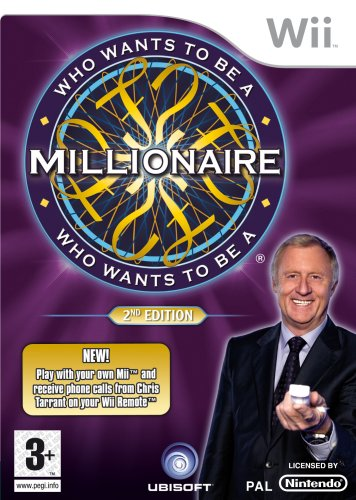 Who Wants to be a Millionaire 2 (Nintendo Wii) [import anglais]