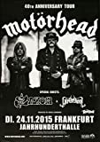 Motörhead - Bad Magic, Frankfurt 2015 »